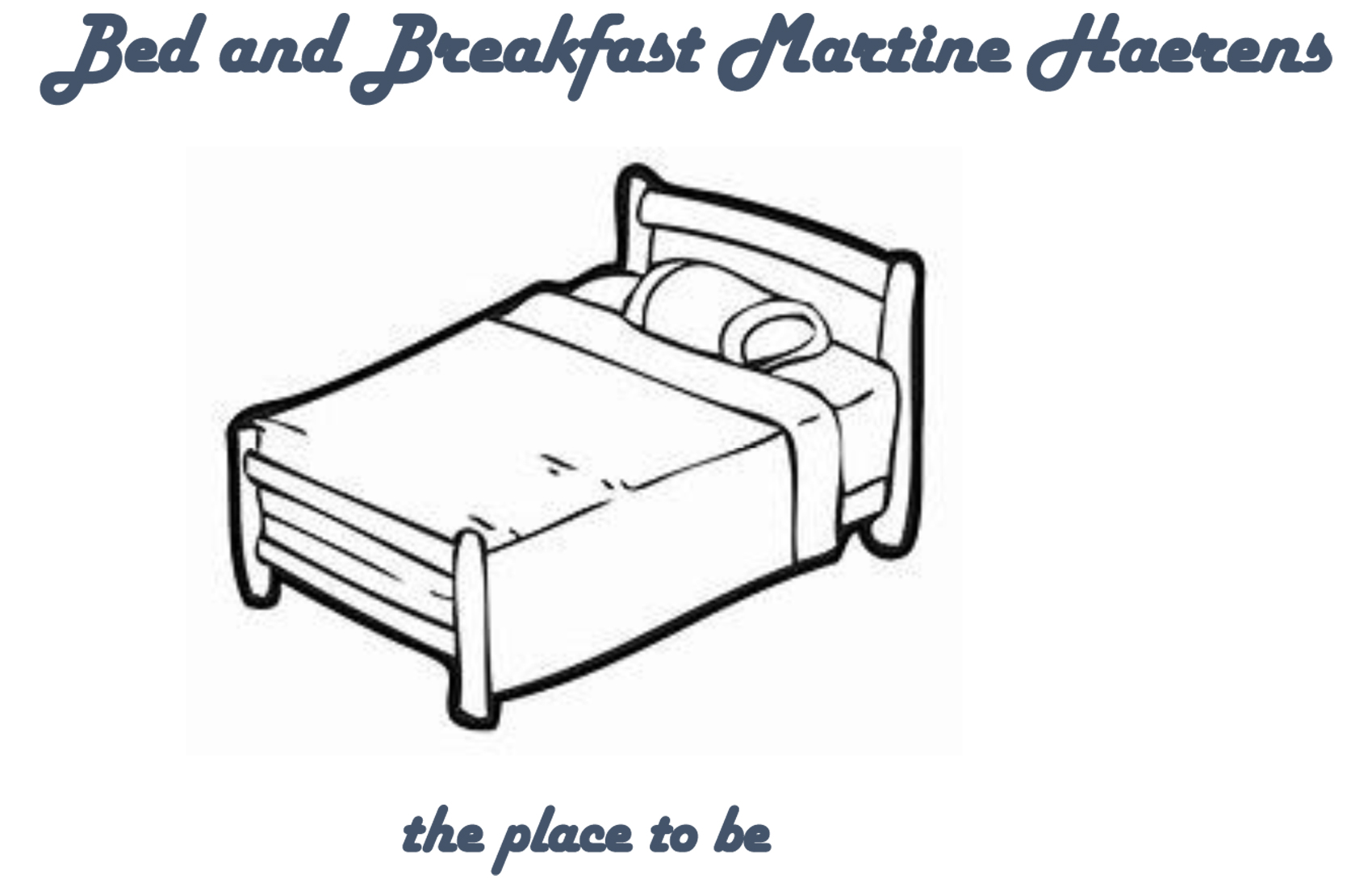 bed and breakfast Martine Haerens