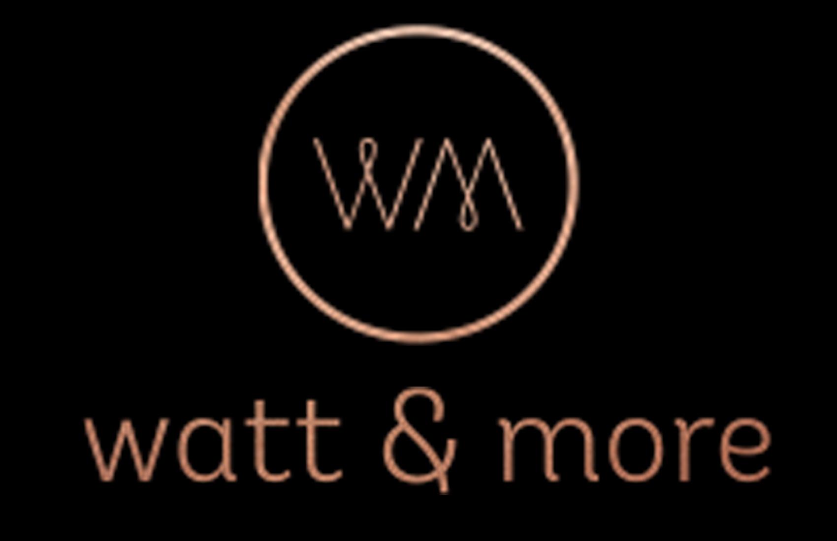 Watt & More