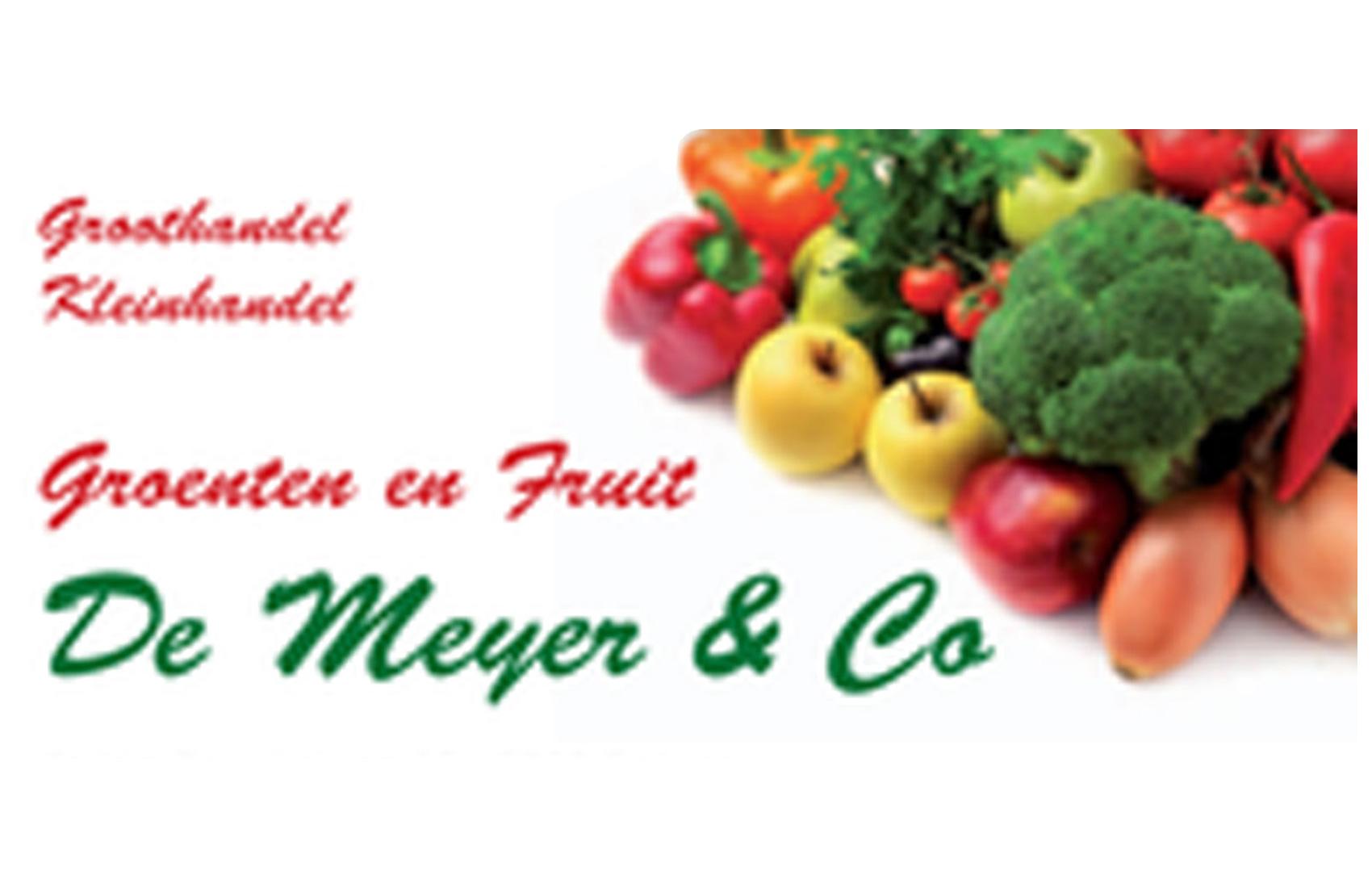 De Meyer & Co groenten & fruit