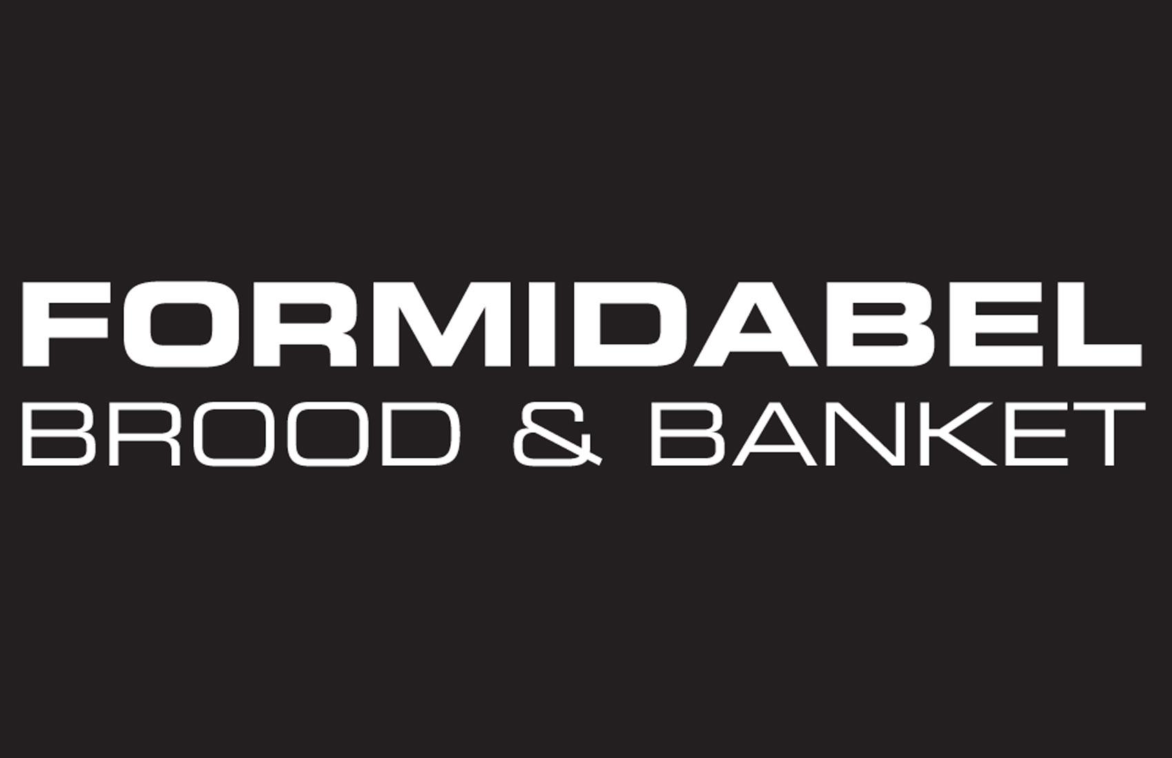 FORMIDABEL Brood & Banket
